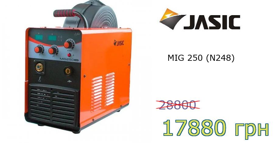 MIG 250 (N218)