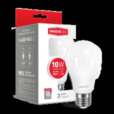 LED лампа A60 10W яркий свет 220V E27 (1-LED-562)