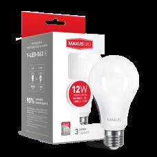 LED лампа A65 12W мягкий свет 220V E27 (1-LED-563)