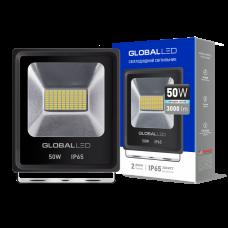 Прожектор LED GLOBAL FLOOD LIGHT 50W 5000K (1-LFL-004)