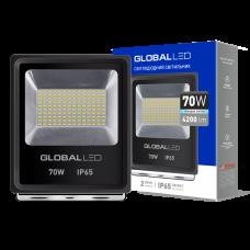 Прожектор LED GLOBAL FLOOD LIGHT 70W 5000K (1-LFL-005)