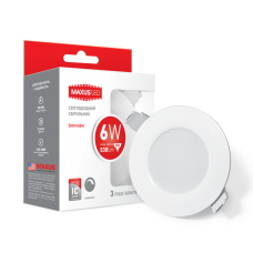 Точечный LED светильник SDL mini,6W мягкий свет (1-SDL-003-01-D)
