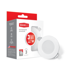 Точечный LED светильник SDL mini,3W яркий свет (1-SDL-011-01)