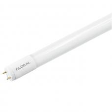 LED лампа GLOBAL T8 (труба) 15W, 120 см, холодный свет, G13, 220V