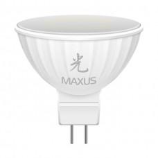 LED лампа 4W мягкий свет MR16  GU5.3  220V (1-LED-405-01)
