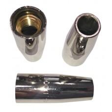 Газовое сопло c гальванопокрытием D 12,0/20/52 мм