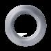 Декоративная накладка для LED светильника SDL mini, Сатин-никель (по 2 шт.)