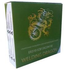 Сварочная проволока Welding Dragon ER310 1,0 мм (катушка 5 кг)
