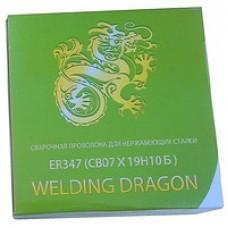 Сварочная проволока Welding Dragon ER347 1,2 мм (катушка 5 кг)