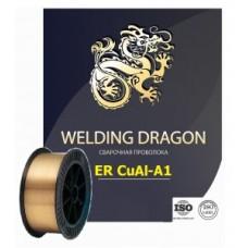 Сварочная проволока Welding Dragon ERCuAl-A1 1,2 мм (катушка 5 кг)