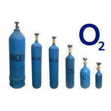 Баллон кислородный 2 л