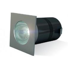 LED светильник грунтовой Ground Light 1W 3000K S ST
