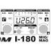 Полуавтомат Атом I-180 MIG/MAG